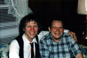 John Hartford and Lawrence Haley, 1991