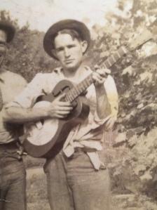 Jap Mullins of Ferrellsburg, circa 1936-1945