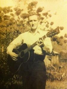 West Virginia Guitar Player 2