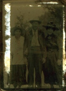 Ella Haley, Ed Haley, Margaret Arms, 1925-1945