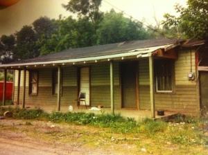 Pearl Adkins home, 1980s