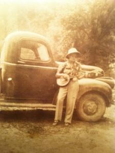 Stella Baisden Mullins of Trace Fork of Harts Creek, Logan County, West Virginia, 1930-1955