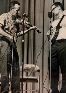 Wilson Douglas, Clay County fiddler