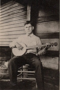 "Holly ""Hod"" Sias, Lincoln County, West Virginia, 1925-1940."