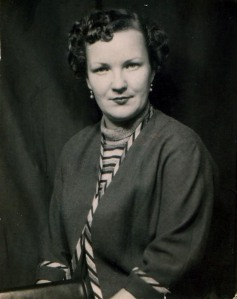 Mona Haley Mullins-Hager, daughter of Ed Haley.