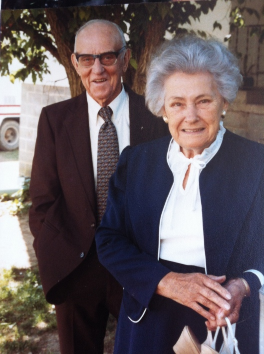 Charlie and Elizabeth Davis