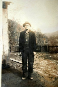 Jeff Baisden, a resident of Trace Fork of Big Harts Creek, Logan County, West Virginia