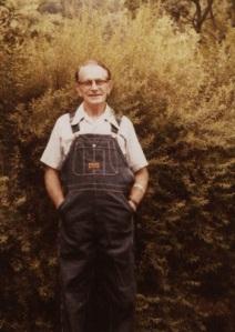 Oris Vance of Little Harts Creek, Lincoln County, West Virginia