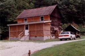 Sol Adams cabin, Whirlwind, Logan County, WV, 1995