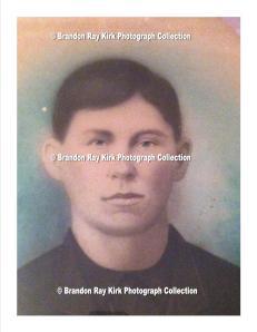 "Thomas ""Bud"" Dingess, resident of Halcyon, Logan County, WV"