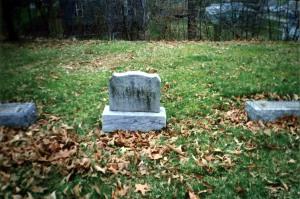Ed Haley's grave, Ashland, Kentucky
