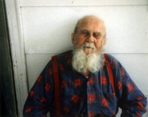"W.C. ""Bill"" Adkins, resident of Harts, Lincoln County, WV"