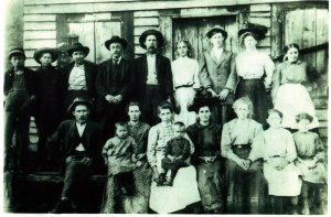 The Keibler family of Portsmouth, Ohio