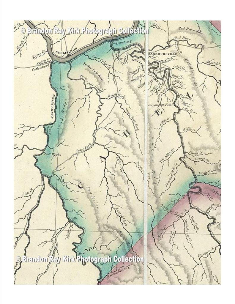 1826 map