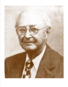 Fred B. Lambert, regional historian and educator, Cabell County, WV