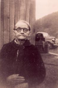 Spicie (Adkins) McCoy, widow of Green McCoy, resident of Wayne County, WV