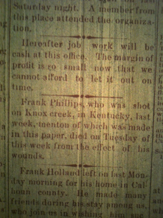 Frank Phillips LCB 7.14.1898