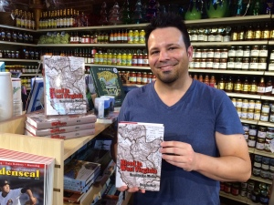 """Blood in West Virginia"" is now available in The Purple Onion at Capitol Market, Charleston, WV"