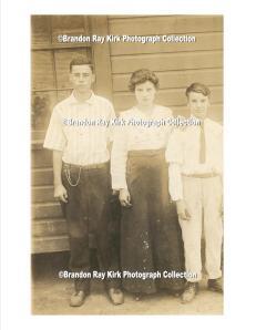 Monroe T. Fry, son of Spicie (Adkins) McCoy-Fry, resident of Stiltner, Wayne County, WV