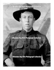 Frank Davis, World War veteran and resident of Ferrellsburg, Lincoln County, WV
