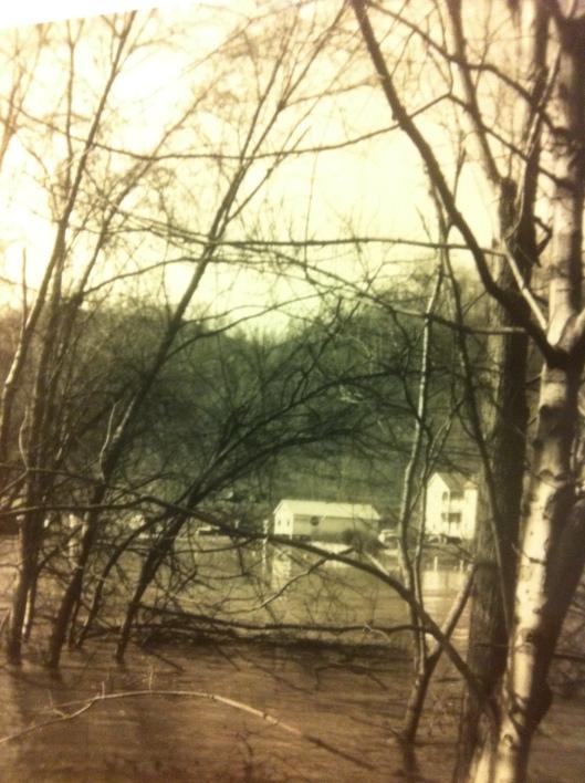 Flood March 1963 1