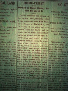 Logan Banner, Logan, WV, 4 June 1903