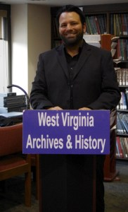 West Virginia Archives and History, Capitol Complex, Charleston, WV, 16 July 2015