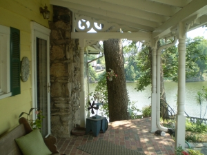 John Hartford's porch
