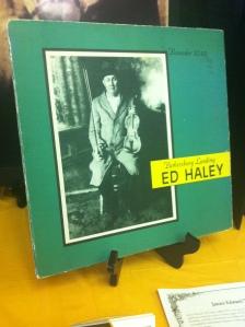 Parkersburg Landing album, Ed Haley Memorial Fiddle Contest, Ashland, Kentucky, 19 September 2015