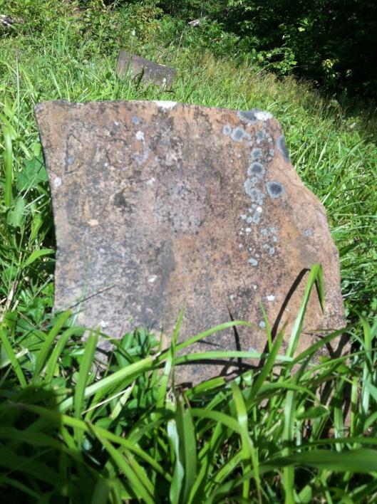 Dicy Mullins Adams grave 2
