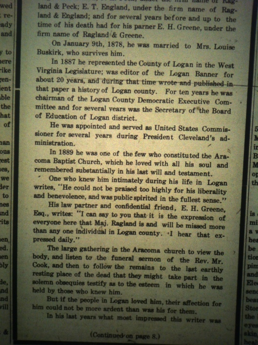 Henry Clay Ragland LD 06.29.1911 4