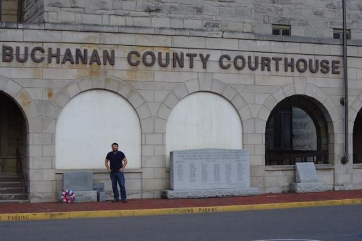 BK at Buchanan County Courthouse
