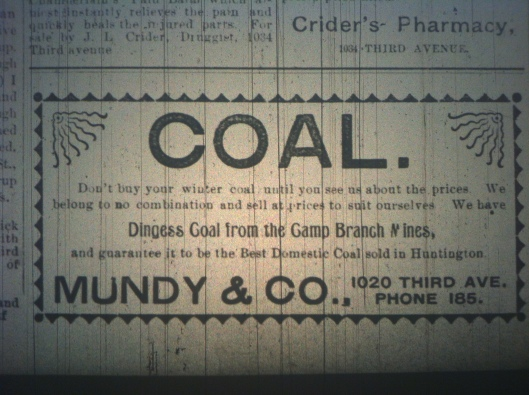 Coal Dingess ad HuA 10.19.1897.JPG