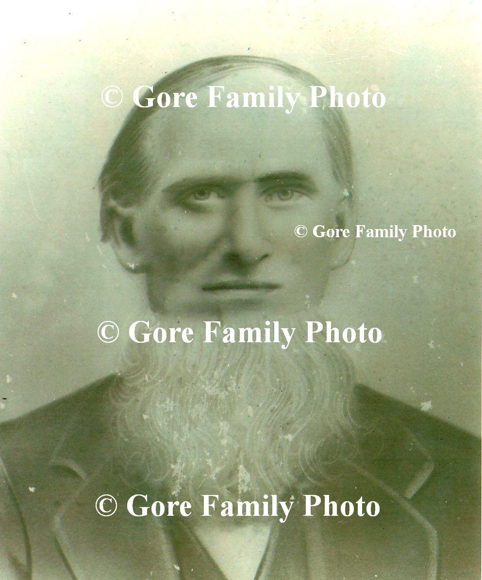 John Gore copyright