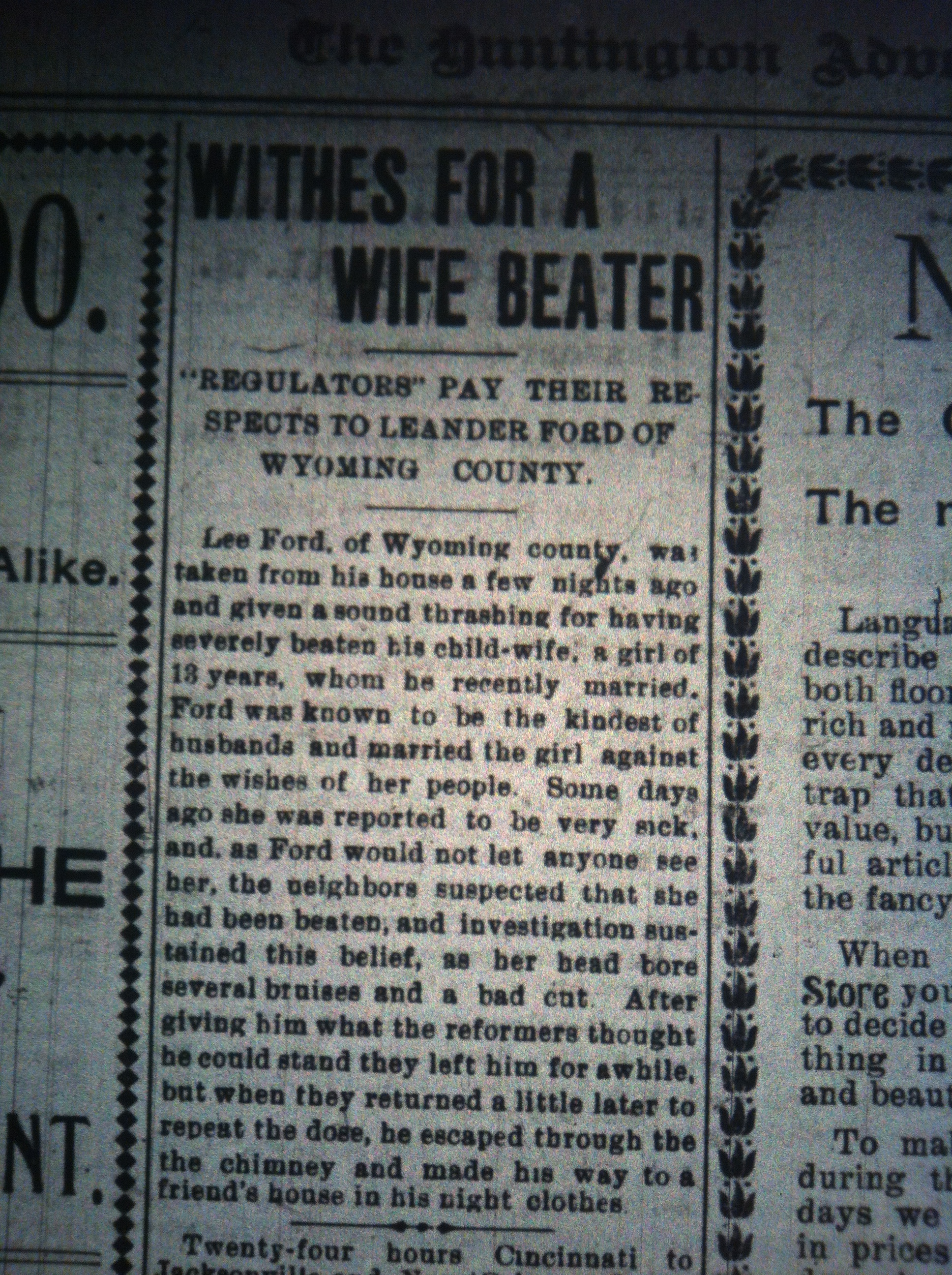 Wyoming County Regulators HA 12.17.1900.JPG