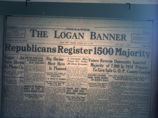 Republican Majority in Logan LB 07.13.1926 1