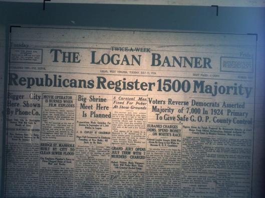 Republican Majority in Logan LB 07.13.1926 1