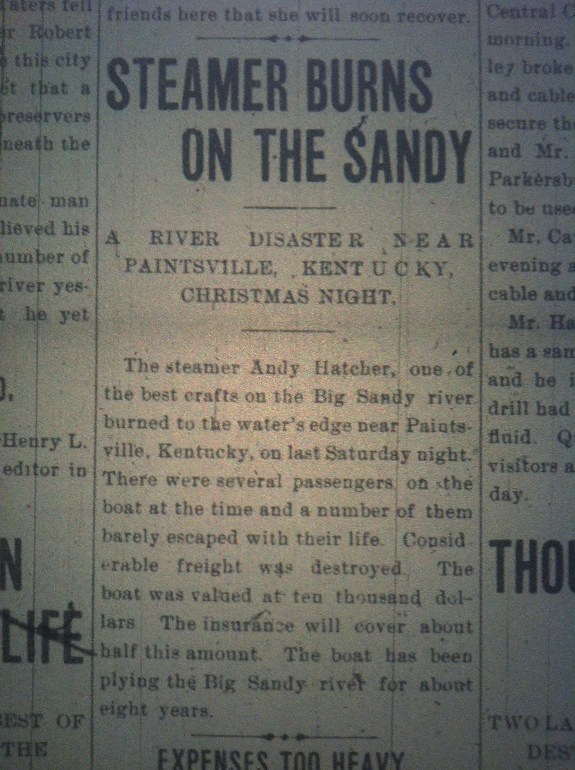 Steamer Andy Hatcher Burns HuA 12.27.1897.JPG
