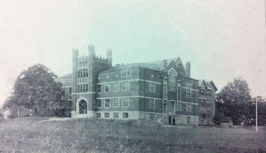 Marshall College in 1910 1