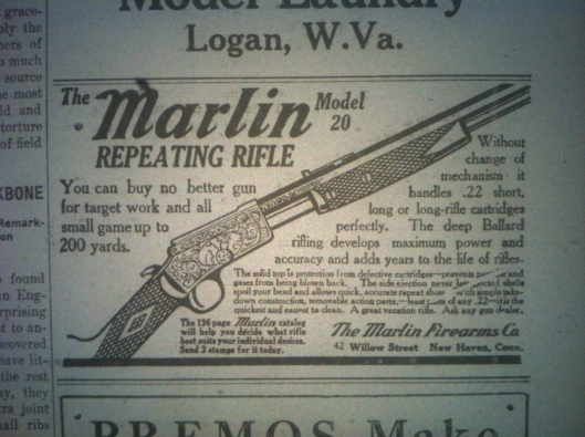 Marlin Repeating Rifle LB 03.27.1914.JPG