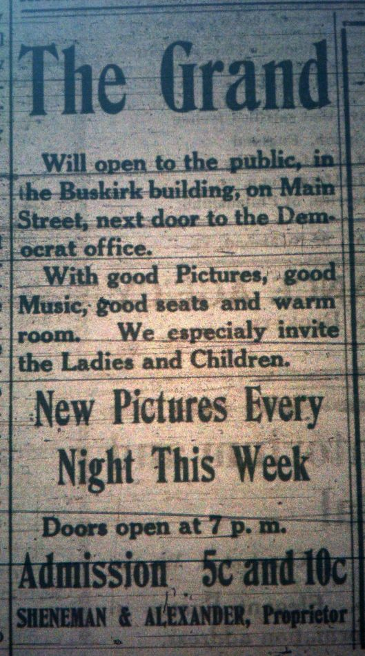 The Grand Movie Theater Ad LD 01.05.1911.JPG