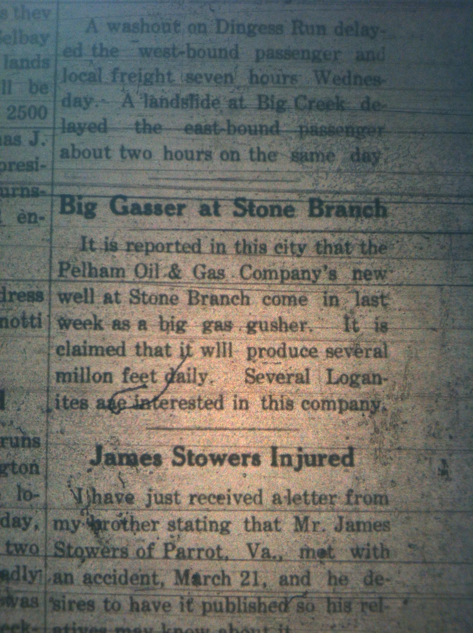 Stone Branch Gas Well LD 04.06.1911.JPG