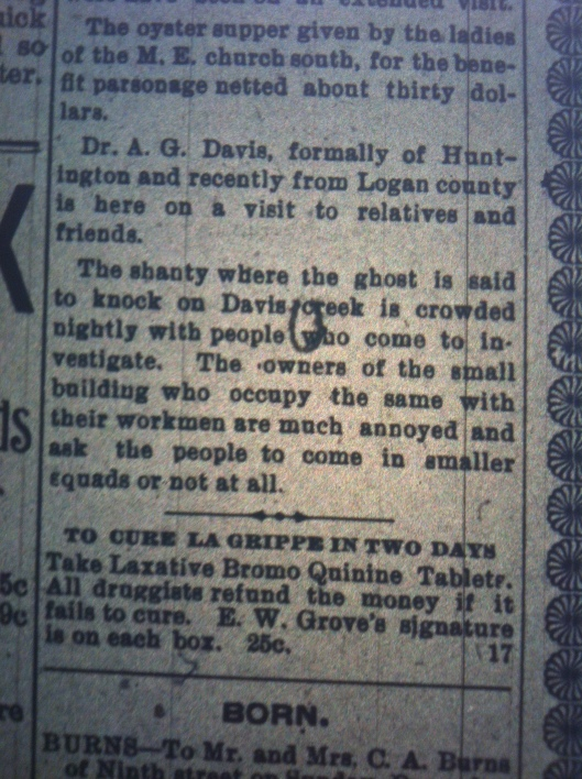 Barboursville Ghost HuA 12.04.1899