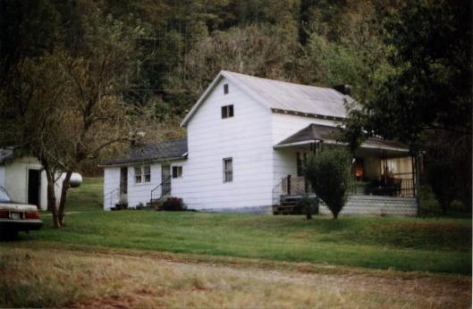 Ben Adams Cabin