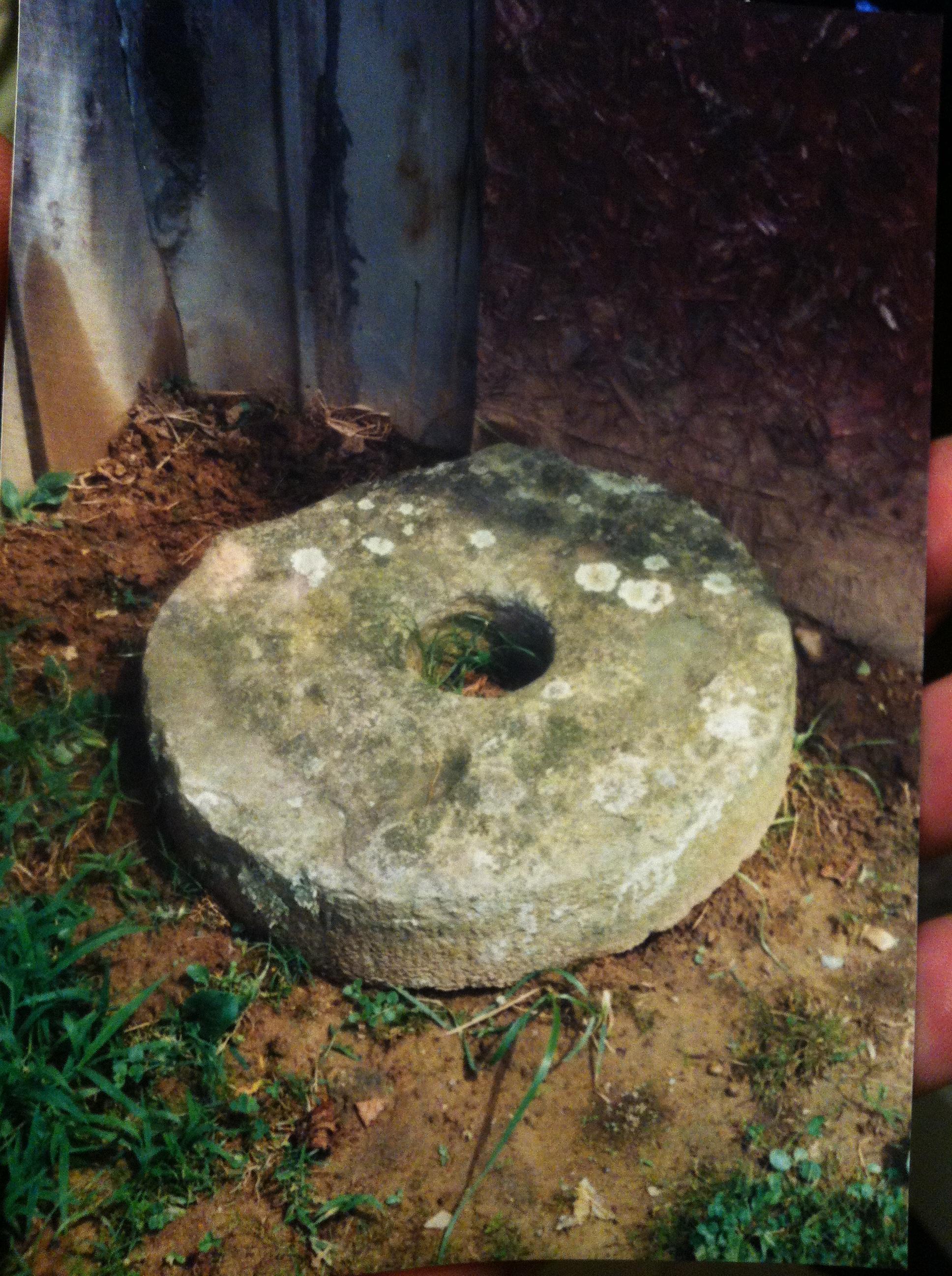 Ben Adams millstone 1