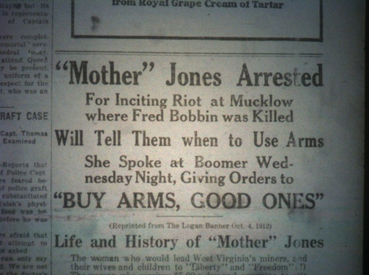 Mother Jones Arrested LB 02.14.1913 1.JPG