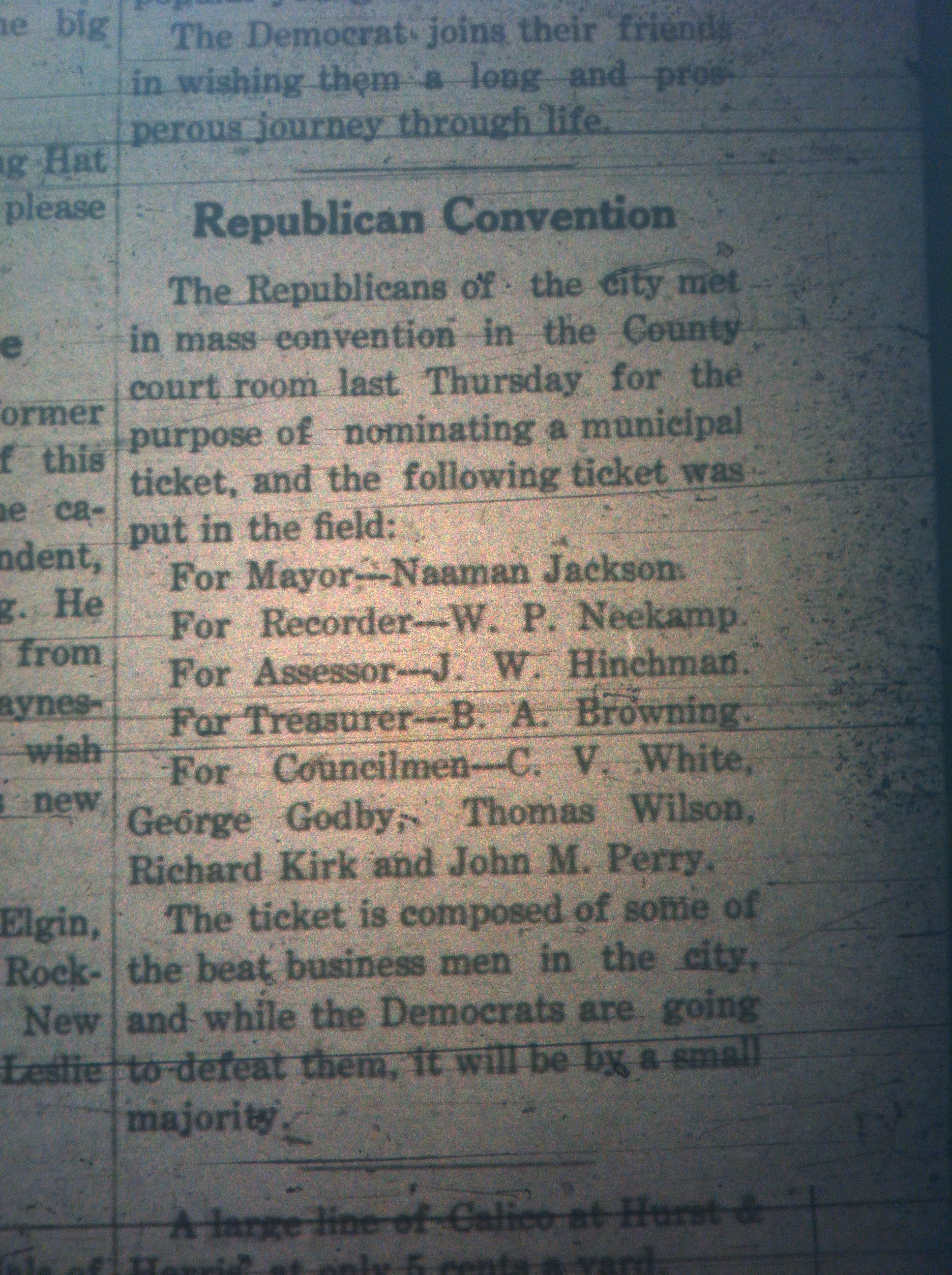 Logan Republican Municipal Ticket LD 03.30.1911 1.JPG