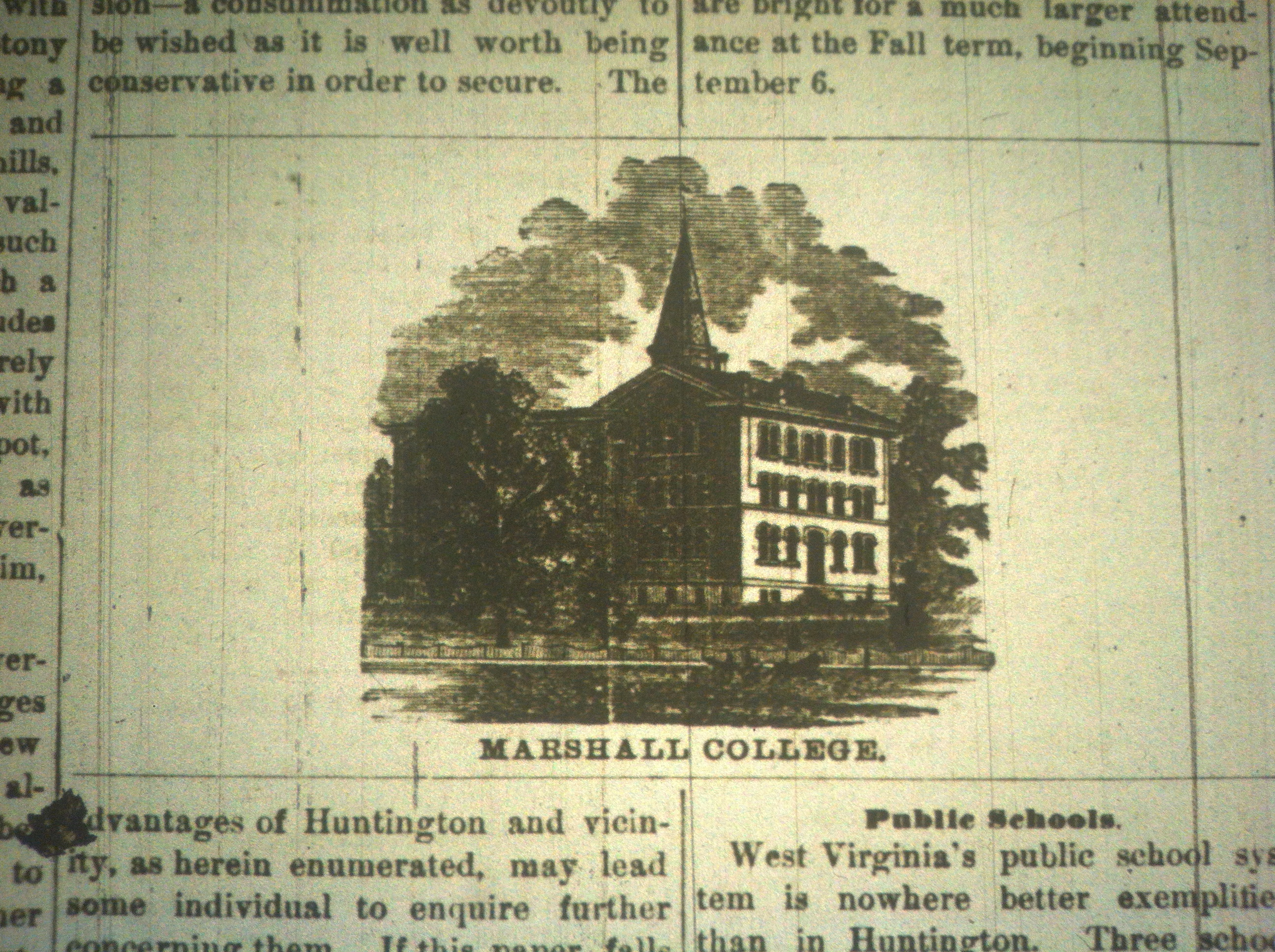 Marshall College Photo HuA 06.18.1887.JPG