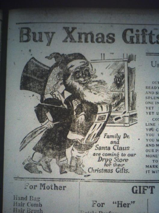 Santa image LD 12.14.1916