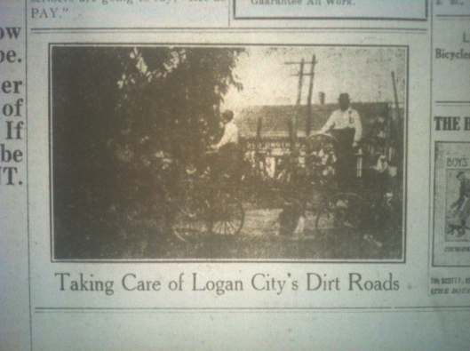 Taking Care of Logan City's Dirt Roads LB 05.22.1914 3.JPG